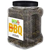 Order in Bulk: One Pound of Cleaned BBQ Flavored Crickets (Barbecue)
