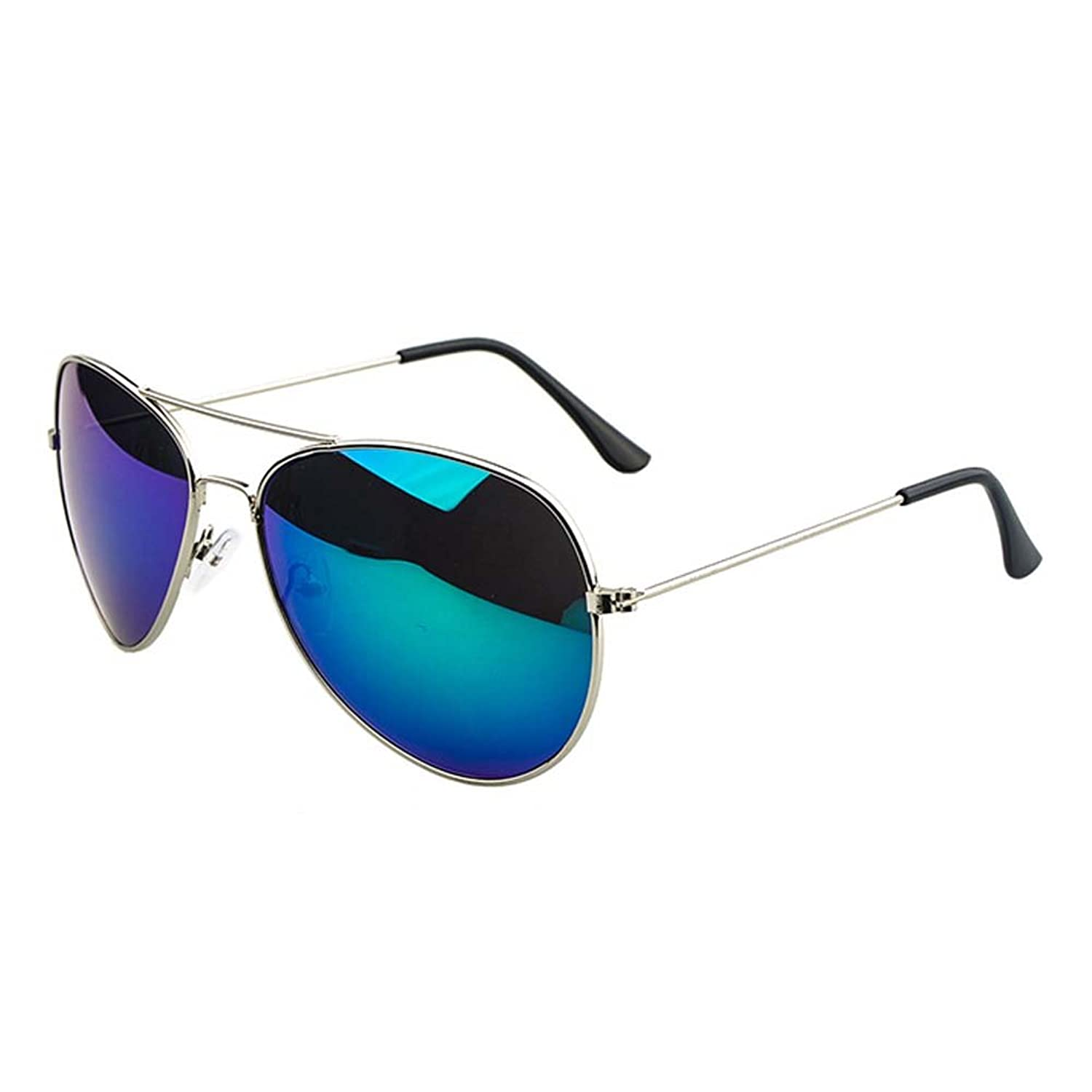 Gray Memory Unisex Colorful Outdoor Blocked the Sunlights Sunglasses