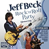 Rock 'n' Roll Party: Honoring Les Paul (Deluxe 2CD Edition Featuring Live Bonus CD) by Jeff Beck (2011-05-04)