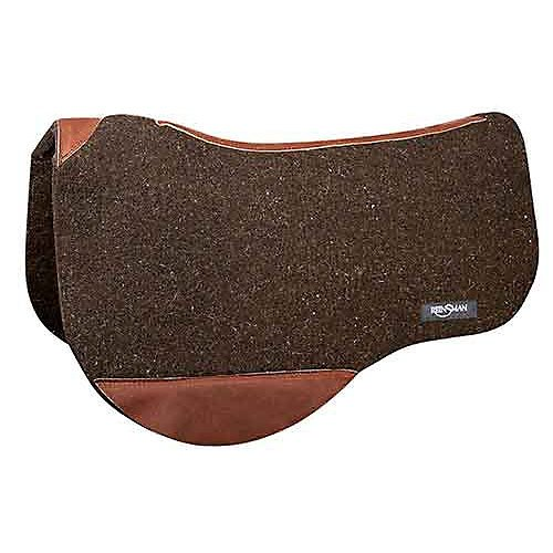 Reinsman Wool Contour Trail Saddle Pad