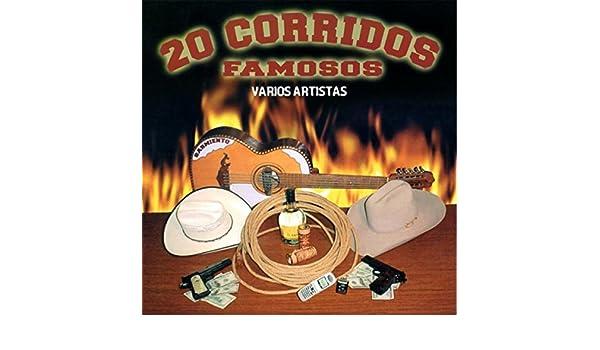 20 Corridos Famosos, Vol. 1 by Varios Artistas on Amazon Music - Amazon.com