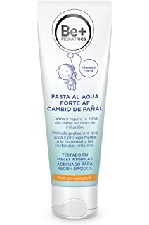 BE+ PEDIATRICS PASTA AGUA FORTE AF 60 ML