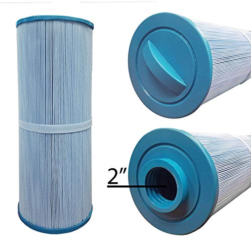 (Quick Spa Parts FIL50-5D13H15FCT-3 Spa Filter, Blue)