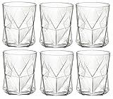 Cheap Bormioli Rocco Cassiopea Tumbler Glasses – 410ml (13.75oz) – Set of 6