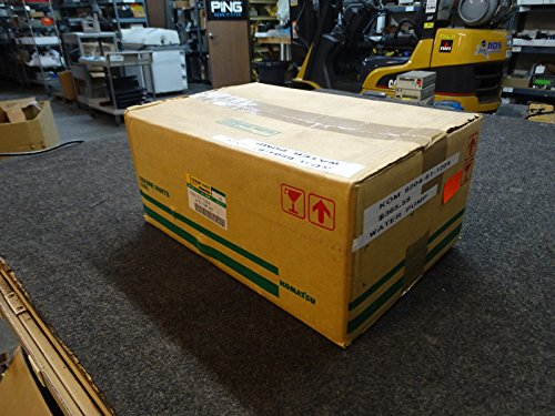 Genuine Komatsu 6204-61-1204 Water Pump Assembly BRAND NEW SEALED from Komatsu