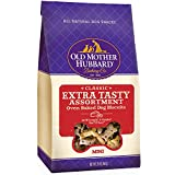 Old Mother Hubbard Classic Crunchy Natural Dog Treats, Extra Tasty Assortment Mini Biscuits, 20-Ounce Bag