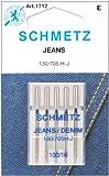 #6: Euro-Notions 1712Jean & Denim Machine Needles-Size 16/100 5/Pkg