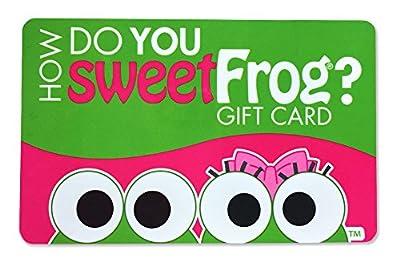 sweetFrog Gift Card