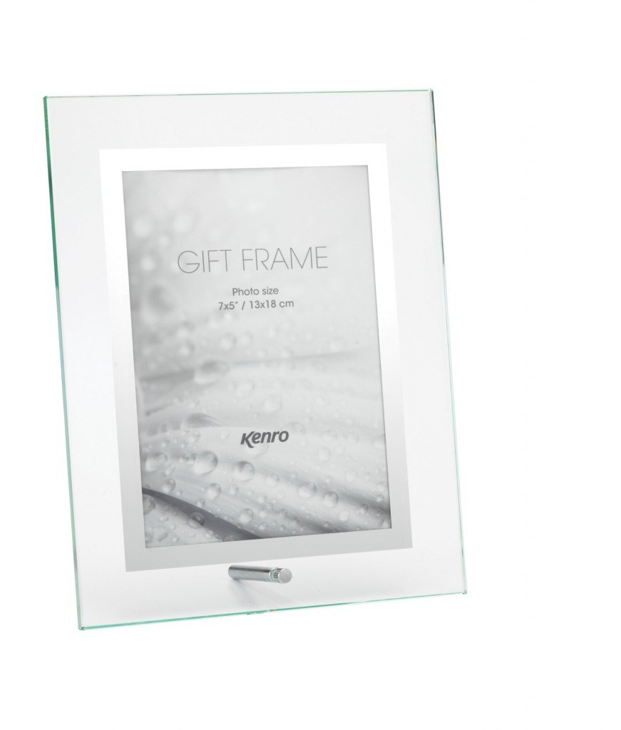 Kenro floating glass frame 6x4 clear amazon camera photo jeuxipadfo Images