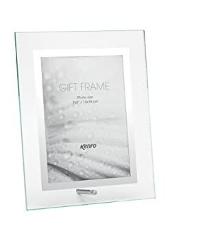 kenro floating glass frame 6x4