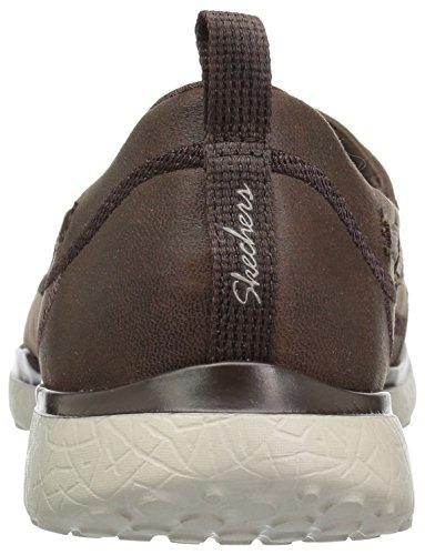 Skechers Sport Dames Dames Microburst Liefste Sneaker Bruin