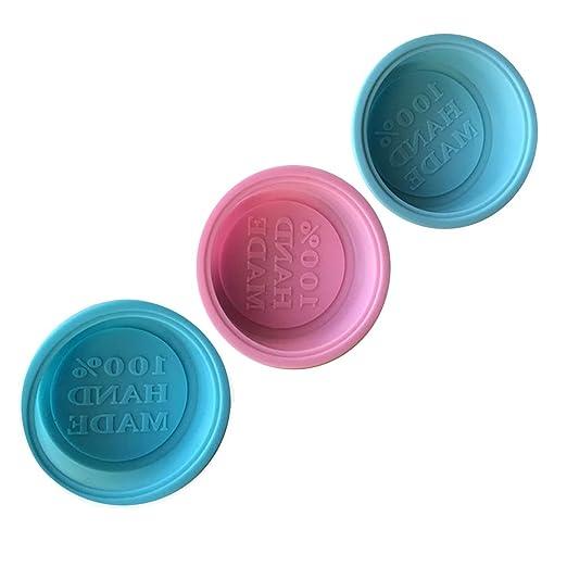 XuBa Molde de jabón de Silicona Reutilizable Hecho a Mano ...