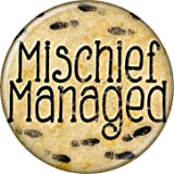 Harry Potter - Mischief Managed - Pinback Button 1.25