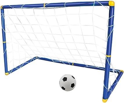 BOZEVON Niños Infantiles al Aire Libre Goal Soccer balón de ...