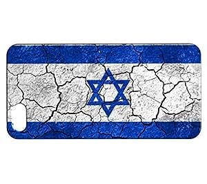 Funda Carcasa para iPhone SE Bandera ISRAEL 03