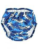 Tuga Boy's Reusable Swim Diapers (UPF 50+)