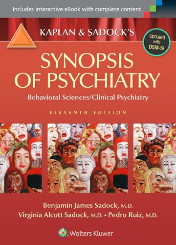 1609139712 - Kaplan and Sadock's Synopsis of Psychiatry: Behavioral Sciences/Clinical Psychiatry