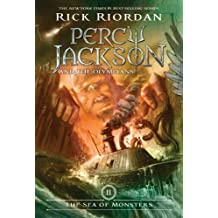 Percy Jackson and the Olympians, Book Two The Sea of Monsters (Cover May Vary)