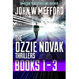 The Ozzie Novak Thrillers: Books 1-3: Redemption Thriller Series 13-15 (Redemption Thriller Series Box Set)