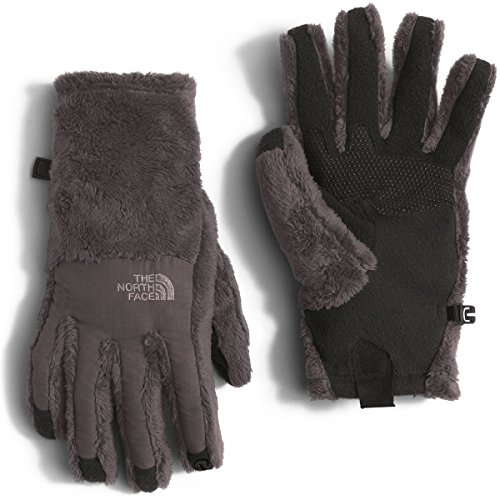 The North Face Denali Thermal Etip Glove Women's Rabbit Grey Small