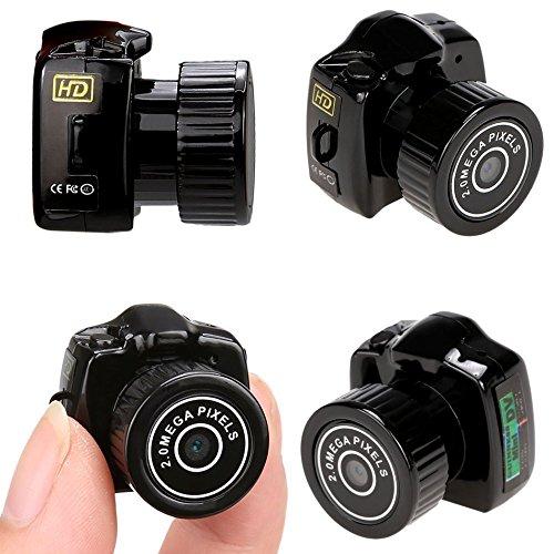 The Smallest Mini Camera Camcorder Video Recorder DVR Hidden Pinhole Web Cam 2MP (Pen Pinhole)