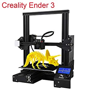 Creality Ender 3 3D Printer Aluminum V-Slot Prusa I3 DIY with Resume Printing 220x220x250mm from Creality 3D
