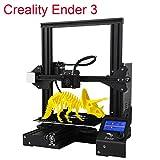 Creality Ender 3 3D Printer Aluminum V-Slot Prusa I3 DIY with Resume Printing 220x220x250mm