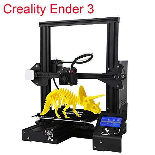 - Creality Original Ender 3 3D Printer Aluminum DIY with Resume Printing Function 220x220x250mm