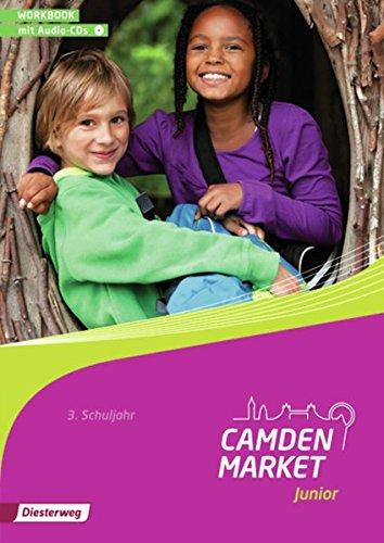 Camden Market Junior: Workbook 3 mit Audio-CD
