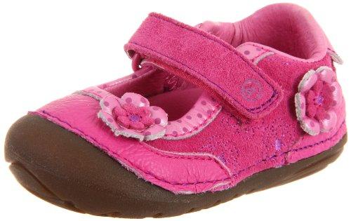 Stride Rite SRT SM Nancy Mary Jane (Infant/Toddler),Pink/Multi,4.5 W US Toddler
