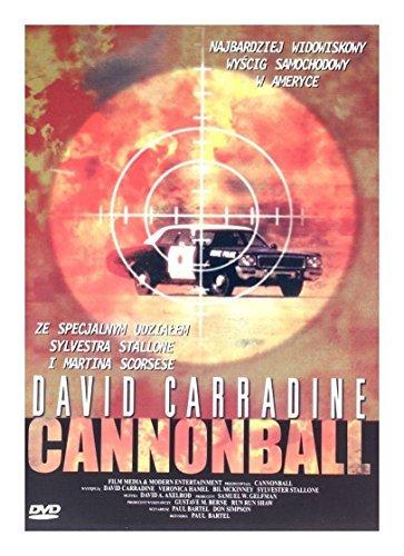 Cannonball [DVD] [Region 2] (English audio) by David Carradine B01I0888L6