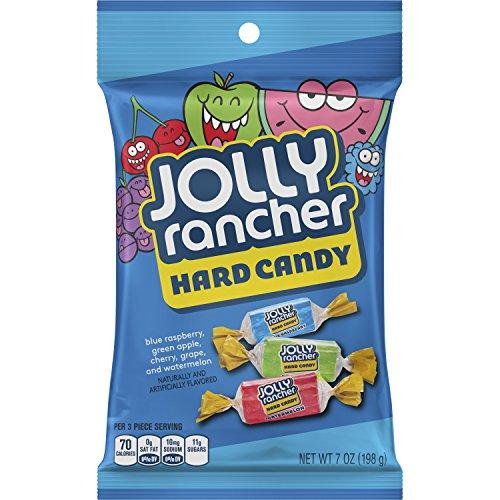 Jolly Rancher Hard Candy, Assortment (Apple, Blue Raspber...