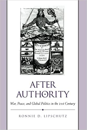 Book After Authority: War, Peace, and Global Politics in the 21st Century (SUNY Series in Global Politics)