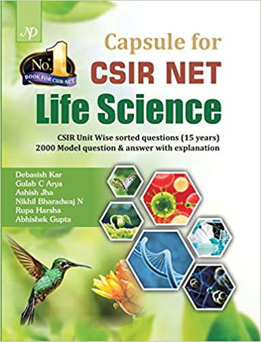 Amazon buy capsule for csir net life science book online at low amazon buy capsule for csir net life science book online at low prices in india capsule for csir net life science reviews ratings fandeluxe Choice Image