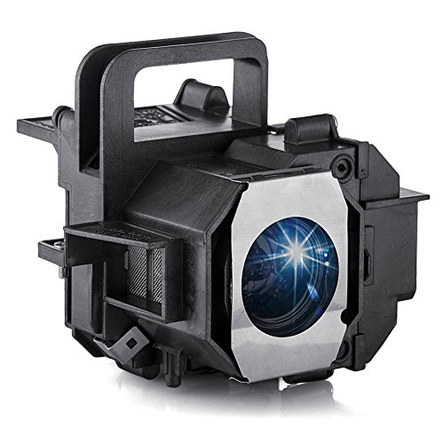 EWO'S HC8350 Replacement Lamp for EPSON PowerLite Home Cinema 8350 8345 8500UB 8700UB 6100 6500UB 8100 7100 7500UB V13h010l49/Elplp49 Replacement Projector Lamp Bulb ()