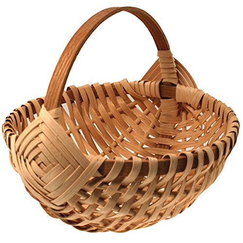Basket Weaving Supplies And Kits : The melon basket weaving kit