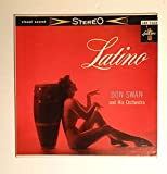1959 Space Age Latino Don Swan Liberty Records Hollywood California LST 7123 : Comes with a CD Transfer