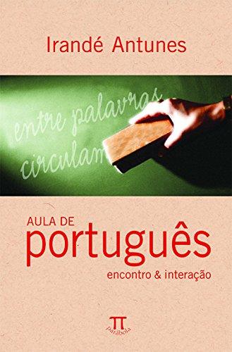 Aula de Português. Encontro & Interação - Volume 14