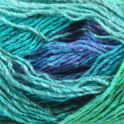 (Noro Silk Garden Aran Weight Silk Kid Mohair Lambs Wool Blend Yarn: 08)