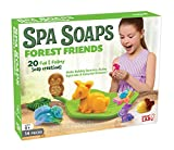 Now you can create a natural wonderland of adorable forest-themed soaps--right athome.Spa Soaps Forest Friends comes with everything you need to make 20 melt-and-pour, DIY, glycerin soaps! Inside the box you'll findwhite and clear ...