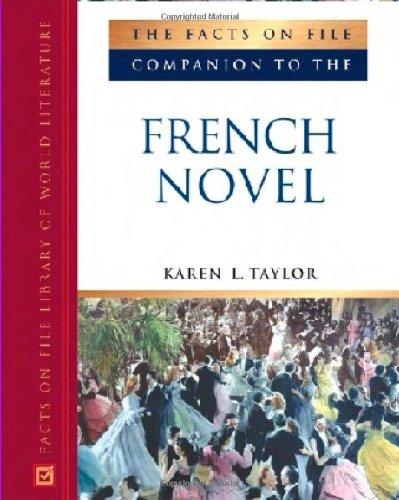 Companion to the French Novel (Companion to Literature)