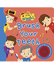The Little Wiggles Brush Your Teeth Sound Book