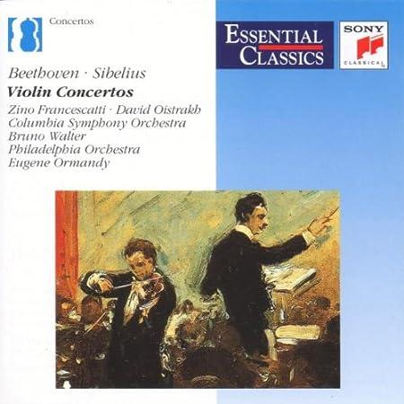Violinkonzert Op. 61 / Violinkonzert Op. 47