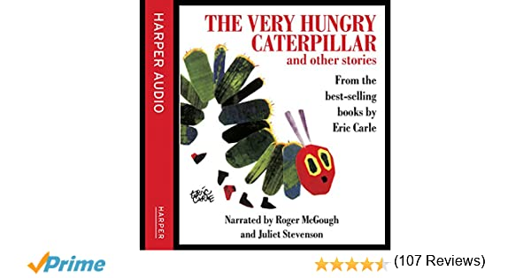 The Very Hungry Caterpillar: Amazon.es: Eric Carle, Roger McGough ...