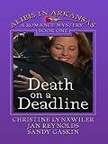 Death on a Deadline: A Romance Mystery (Thorndike Christian Mystery)