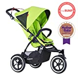 phil&teds Sport Stroller with Doubles Kit - Apple