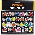 Pac-Man Magnets