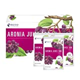 Boto Superfood Aronia Berry Extract Juice - 100% Aronia - Chockeberry - 30 pouch 81.15Fl oz.