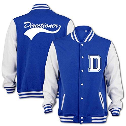 one direction blue jacket - 6