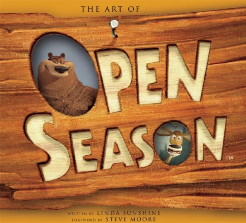 The Art of Open Season ebook
